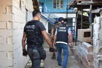 Antalya'da Uyuşturucu Operasyonu Açıklaması 30 Gözaltı
