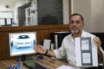 GARIBAN - Aracını Sattı Karşılıksız Çekle Dolandırıldı