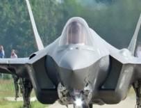 HOLLANDA - Avrupa ülkesi F-35'ler için harekete geçti!