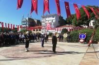 Aydın'da Gaziler Günü Törenle Kutlandı