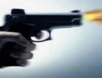 FLORYA - Azeri iş adamına işyerinde kanlı infaz