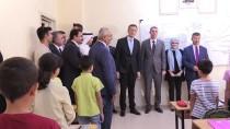 Bakan Selçuk, Suriyeli Öğrencilerden 'Türkiyem' Şarkısını Dinledi