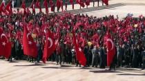 Bakan Soylu Gazilerle Birlikte Anıtkabir'de