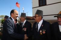 GÜLAY SAMANCı - Başkan Altay Açıklaması 'Bayrağımız Gazilerimiz Sayesinde Gururla Dalgalanıyor'