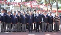 ANADOLU LİSESİ - Başkan Erol, Gazileri Kendi Günlerinde Yalnız Bırakmadı