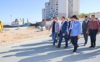 CEMAL GÜRSEL - Başkan Gürkan, Park Çalışmalarını Yerinde İnceledi