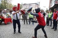 TOPLU TAŞIMA - Başkan Kasap 'Hareketli'