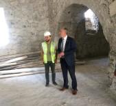 CAMİİ - Başkan Keskin Melik Esat Camisi'ni Ziyaret Etti