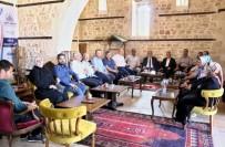 Başkan Kutlu AK Parti İl Yönetimi İle Bir Araya Geldi