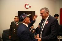 TUGAY KOMUTANI - Başkan Toçoğlu Açıklaması 'Gaziler Birlik Ve Beraberliğin Temsilidir'