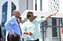 Başkan Üzülmez, Yeni Hizmet Binasını İnceledi