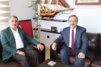 Başkan Zihni Şahin Açıklaması 'Bizler Samsun'a Sevdalıyız'