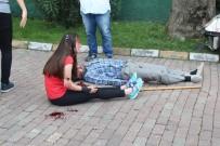 ATİLA AYDINER - Bayrampaşa'da Gerçeği Aratmayan Trafik Kazası Tatbikatı