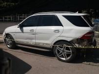 ADNAN MENDERES - Belediye Başkanının Aracına Silahlı Saldırı