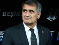 ŞENOL GÜNEŞ - Beşiktaş, Şenol Güneş'le Avrupa'da skorer