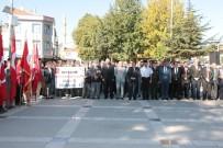 Beyşehir'de Gaziler Günü Anma Programı