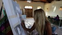 ARNAVUTLUK - Bisanthe Uluslararası Kadın Ressamlar Sanat Çalıştayı