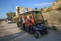 Bozbey Açıklaması 'Gölyazı'nın Geleceği Turizmde'