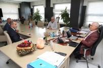 BELEDİYE MECLİSİ - Bulgaristan Konsolosu'ndan Başkan Bozbey'e Ziyaret