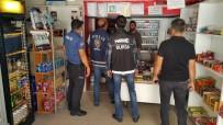 TRAFİK POLİSİ - Bursa Polisi Okul Çevrelerindeki Kıraathane Ve Kafeleri Kıskaca Aldı