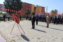 SAYGI DURUŞU - Çaldıran'da 19 Eylül Gaziler Günü