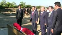 GELIBOLU YARıMADASı - Çanakkale'de 'Hill 10 Anıtı'nda Anma Töreni