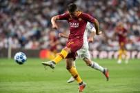 CENGİZ ÜNDER - Cengiz Ünder'li Roma, Real Madrid'e Direnemedi