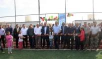 Çobanbey'de Bölge Adliyesi İle Spor Tesisi Açılışı Yapıldı