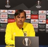 MEHMET TOPAL - Cocu Açıklaması 'Fenerbahçe'yi Avrupa'da Göstermek İstiyoruz'