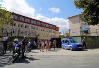 ZABITA EKİBİ - Çocukların Okul Giriş Ve Çıkış Güvenliği Zabıtaya Emanet