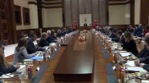 Cumhurbaşkanı Erdoğan'ın ABD'li Şirket Yetkililerini Kabulü