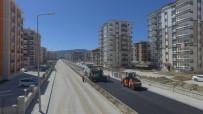 Çünür Yenişehir'de Asfalt Hamlesi