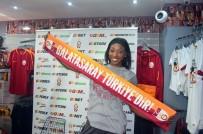 JAPONYA - Cursty Jackson Galatasaray'da