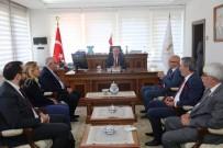ANTALYA - 'Daha Güçlü Bir Türkiye İçin Çalışıyoruz'