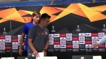 BASIN TOPLANTISI - Dinamo Zagreb-Fenerbahçe Maçına Doğru