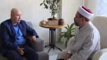 Diyanet İşleri Başkanı Erbaş'tan 15 Temmuz Gazisi Aslan'a Ziyaret