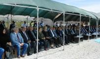 Doğanşehir'de Kız Yurdunun Temeli Atıldı