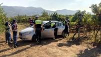 Dur İhtarına Uymayan Otomobilinden 1 Kilogram Uyuşturucu Çıktı