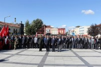 Edirne'de Gaziler Günü'nün 97. Yıl Dönümünde Tören Düzenlendi