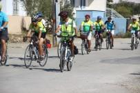 Edremit'te Bisiklet Turu İlgi Gördü