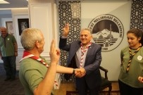 HALK OYUNLARI - Erciyes İzcilik Gençlik Ve Spor Kulübü Melikgazi'de