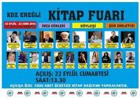 YAVUZ BAHADıROĞLU - Ereğli Belediyesi Kitap Fuarı Düzenliyor