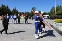 Erzincan'da 19 Eylül Gaziler Günü Kutlandı