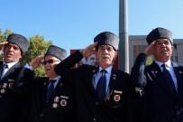 Eskişehir'de Gaziler Günü Kutlamaları