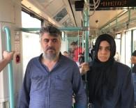 FETÖ'nün Sözde 'Bölge Muhasebe İmamı' Tramvay Durağında Yakalandı