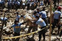 GIDA YARDIMI - Filipinler'deki Mangkhut Tayfununda Ölü Sayısı 81'E Yükseldi