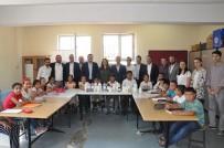 İŞADAMLARI - GAGİAD'dan Ortaokul Laboratuvarına Malzeme Ve Kitap Bağışı