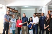MUHAMMET ÖNDER - Gediz'de En Çok Kitap Okuyan Öğrenciler Ödüllendirildi