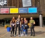 Genç Tiyatrocular Almanya'dan Döndü