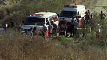 GÜNCELLEME - İsrail'den Gazze Sınırındaki Gösterilere Müdahale Açıklaması 5 Yaralı